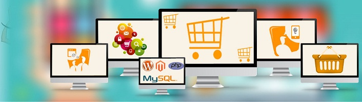 Ecommerce Website Development and design