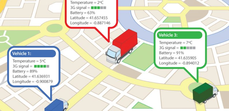 All About Fleet Delivery Tracking Reports