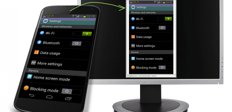 Remote Technical Support for the Android Phones