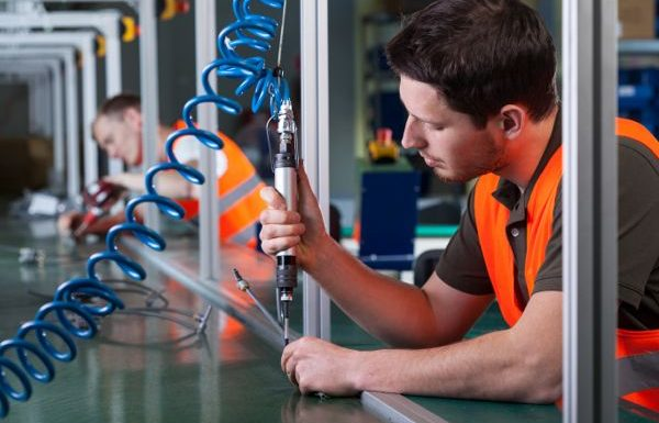 Saving compressed air energy on your production line